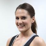 Personal trainer Anna Reich