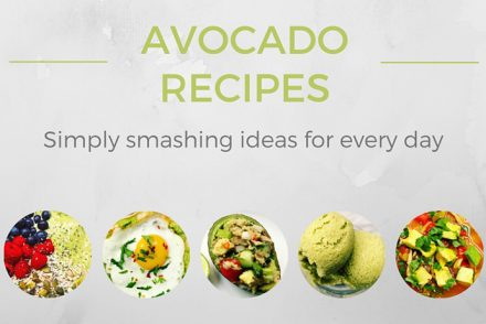 5 smashing avocado recipes