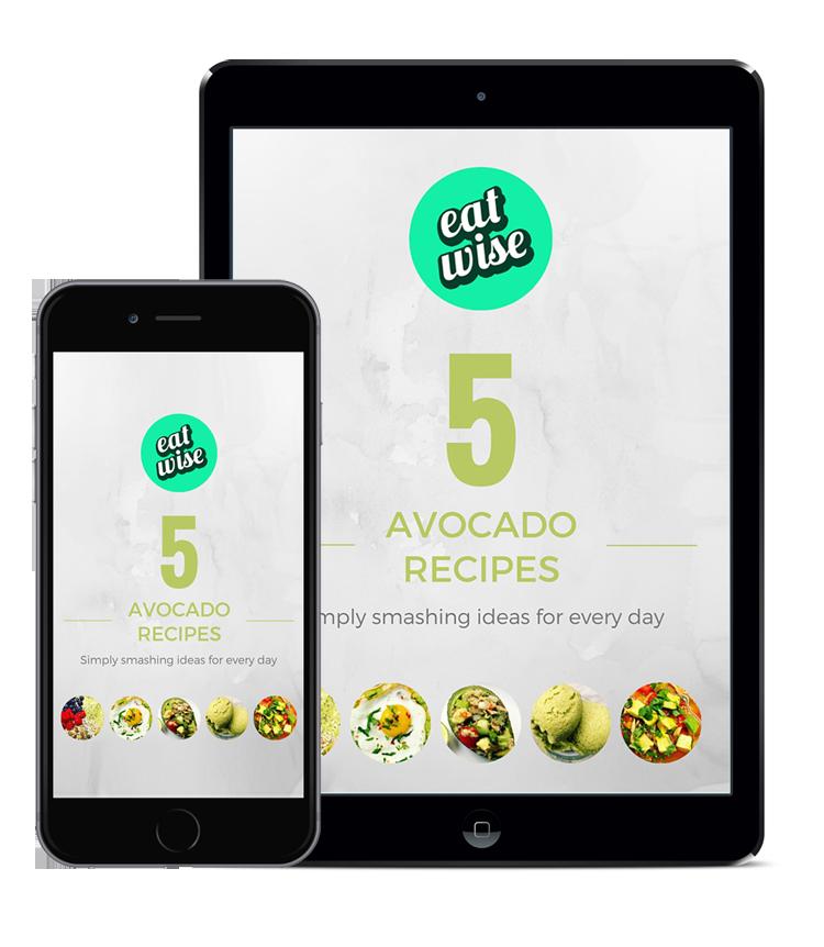 Avocado ebook device preview