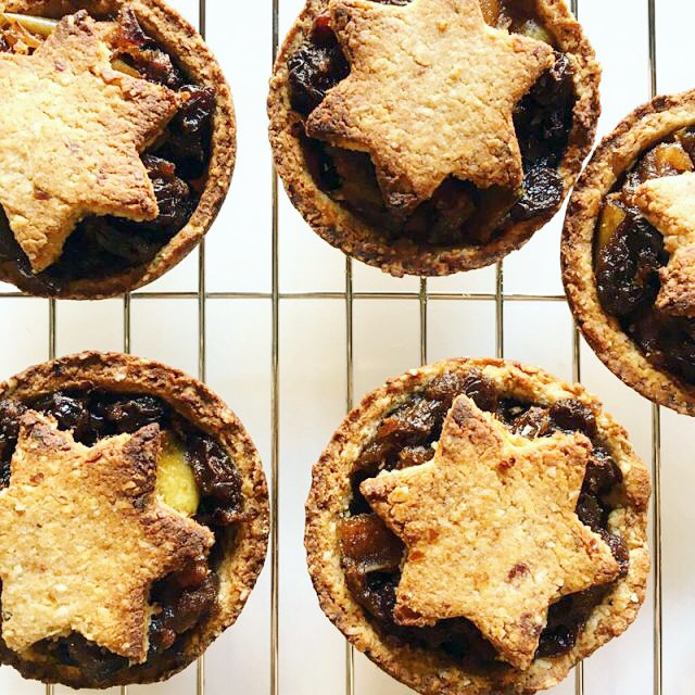 Xmas mince pie recipe