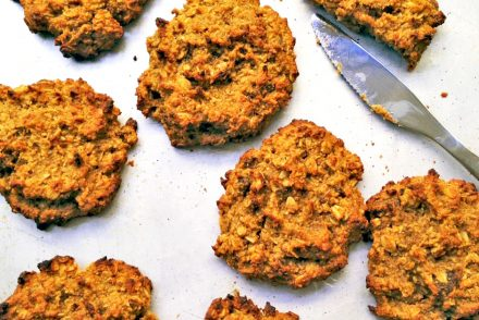 Pumpkin and date cookie recipe