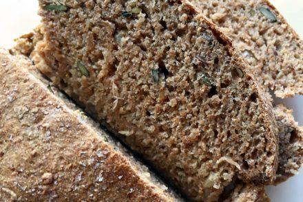 Spelt loaf bread recipe